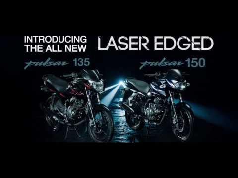 All New 2017 Laser Edged Pulsar 135 LS & 150