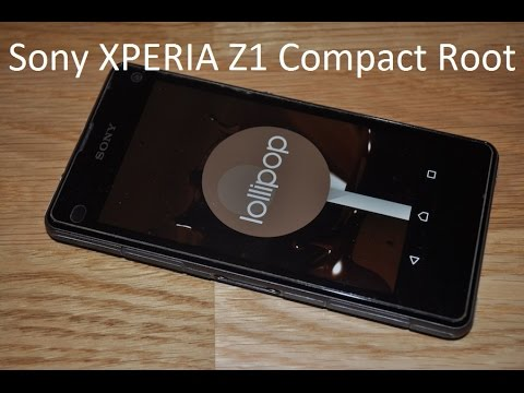 Sony XPERIA Z1 Compact ROOT And Recovery Mp3