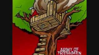 Army of freshmen - It never rains in Los Angeles