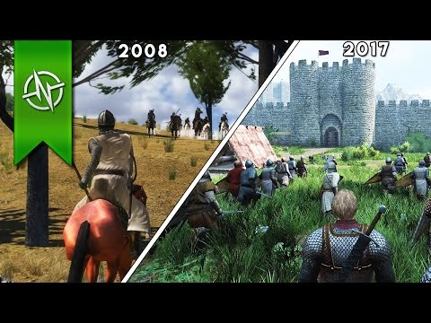 The Evolution Of Mount and Blade! | 2008-2017 |