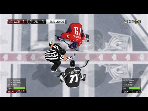 NHL 18 - Gameplay (XboxONE HD) [1080p60FPS]