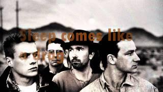 U2-- In god's country + Lyrics