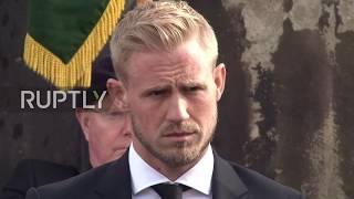 UK: Football World Bids Final Farewell To World Cup Winner Gordon Banks