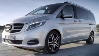 Mercedes-Benz V-Class 2015 Official Treiler