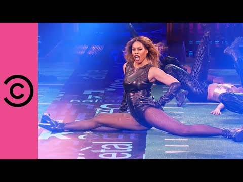 Laverne Cox Slays As Beyonce | Lip Sync Battle