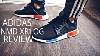 new arrival a3746 d710f Adidas Nmd Xr1 Og Review On Feet