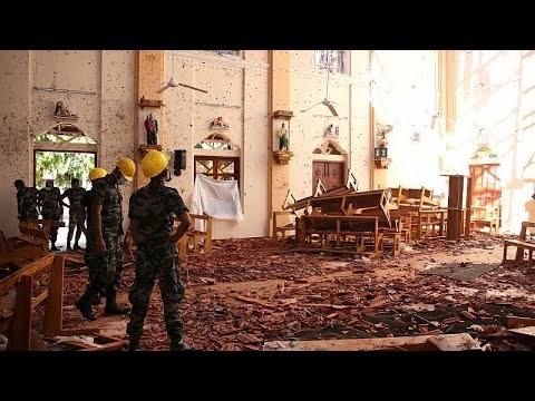 Σρι Λάνκα: Τοπική ισλαμιστική οργάνωση πίσω από το αιματοκύλισμα…