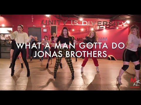 Jess Cummings - What A Man Gotta Do Jonas Brothers