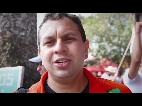 Aniversário da Petrobrás: NF participa de ato na REPAR e FAFEN