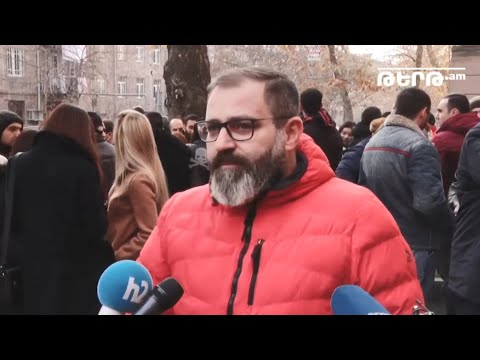 Жители Сюника сегодня преподнесли большой урок всем остальным гражданам Армении: Нарек Малян