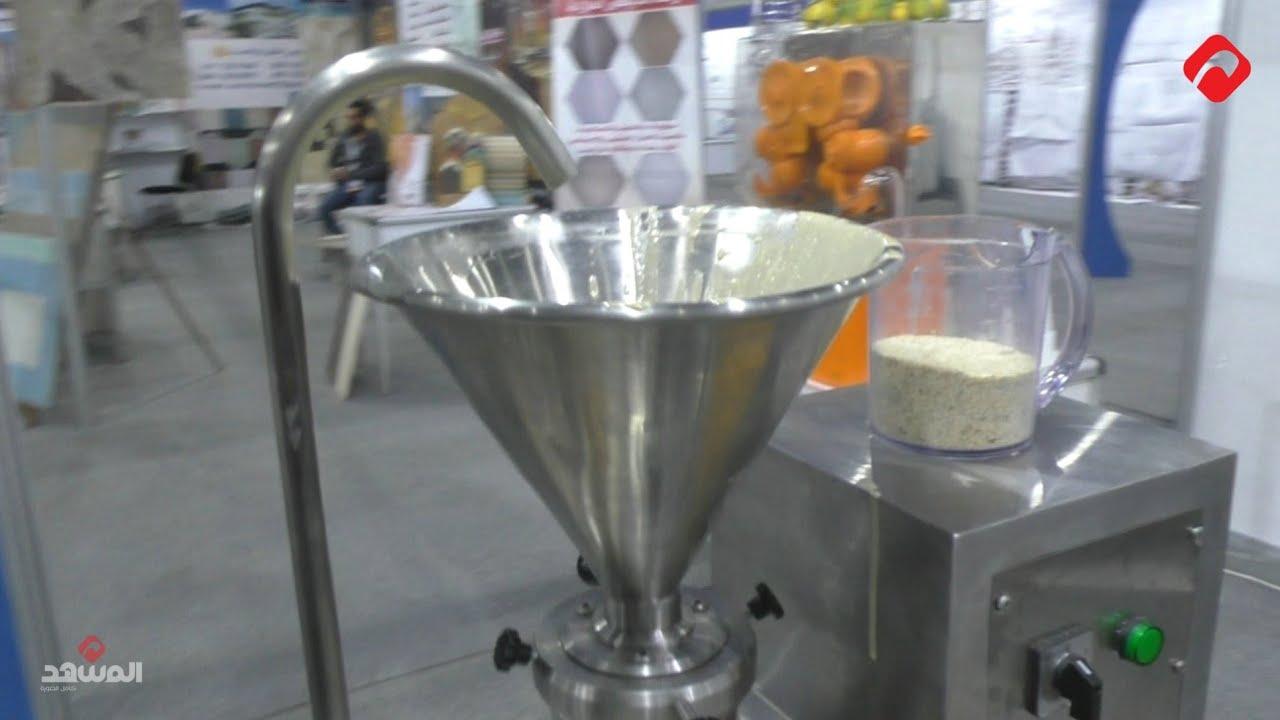 تساعد أي شخص للدخول في سوق العمل .. آلة تصنيع الطحينة مباشرة من السمسم بأيد ومواد سورية