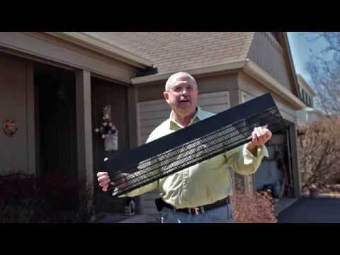 Homeowner Review of RainDrop Gutter Guard by Johnathan K. 003
