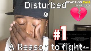 Gambar cover Disturbed-A Reason to fight