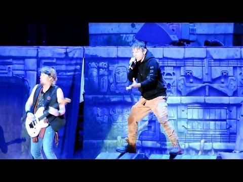 Concierto Iron Maiden