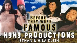 H3H3 Productions - Before They Were Famous - Ethan & Hila Klein