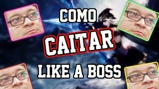 [LoL - Dicas] COMO CAITAR? | Kholo.pk