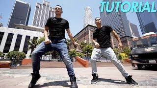 J. Balvin, Willy William   Mi Gente (Dance Tutorial)   Choreography   MihranTV