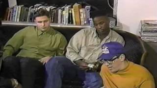 3rd Bass Interview 1990 Slammin' Rap Video Magazine
