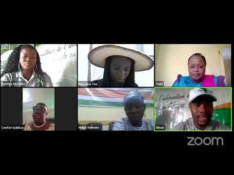 Débat africain sur la location des terres agricoles aux femmes rurales (Vidéo complète) Débat africain sur la location des terres agricoles aux femmes rurales (Vidéo complète)
