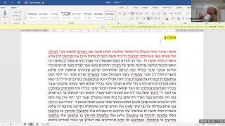 תלמוד ירושלמי מסכת שביעית פרק א הלכה א-ב