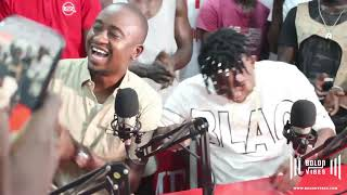 Mali Rap Freestyle Party avec  Titiden  Lil Iba et Mister Pizi  #Radio Djekafo