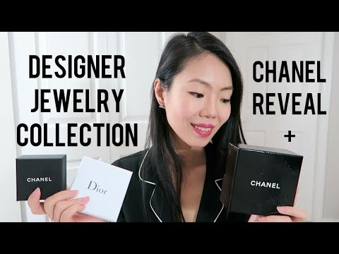 VINTAGE CHANEL REVEAL + MY COSTUME JEWELRY COLLECTION 2017 | FashionablyAMY