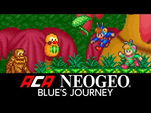ACA NEOGEO BLUE'S JOURNEY thumbnail