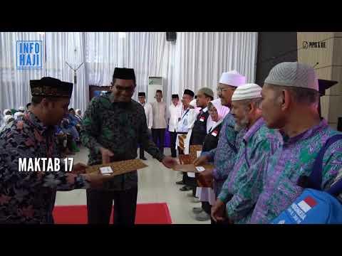 Informasi Haji Kloter 03 Embarkasi Aceh Tahun 2018