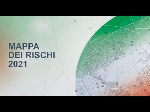 SACE presenta la Mappa dei Rischi 2021
