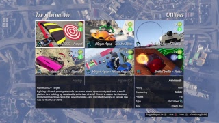GTA online rustag special race