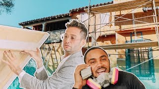 Building My $9 MILLION BEVERLY HILLS Dream Home!