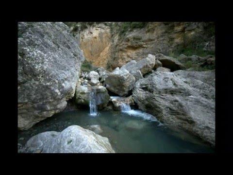 Le cascate del Catafurco (Galati Mamertino)