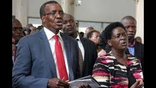 Chief Justice David Maraga leads Nyanza leaders in eulogising Professor Oeri Tumbo
