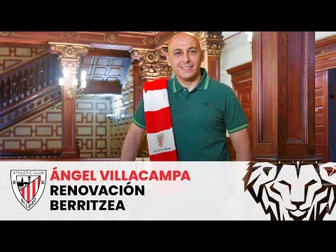 ✍️📋 𝗞𝗢𝗡𝗧𝗥𝗔𝗧𝗨 𝗕𝗘𝗥𝗥𝗜𝗧𝗭𝗘𝗔 I Angel Villacampa