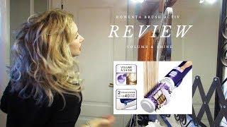 ROWENTA BRUSH ACTIVE Volume & Shine // REVIEW