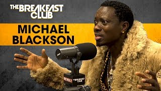 The Breakfast Club - Michael Blackson Addresses His Haters, Trashes Kevin Hart + More