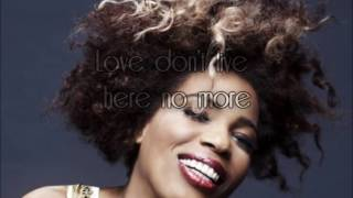 Anthony Hamilton feat Macy Gray love and war (lyrics on screen)