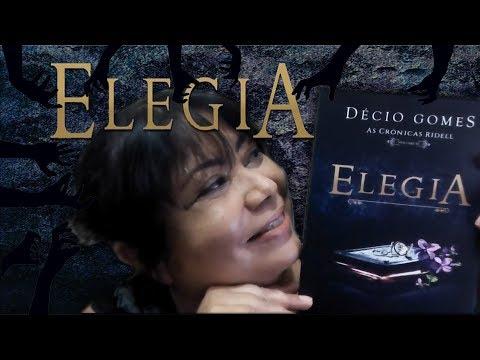 ELEGIA de Décio Gomes - [Resenha]