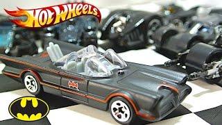 Hot Wheels Batman Series Six Car Set Unboxing!