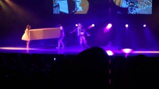 Treat Me Rough- Cyrus & Tiffany and The Lovecats- Will & Amelia SYTYCD Season 9 Tour 11/3/12