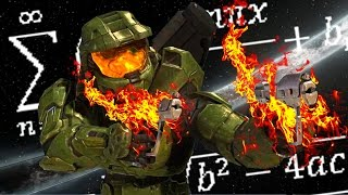 Mathematically Proving The Best Weapon in The Halo Universe