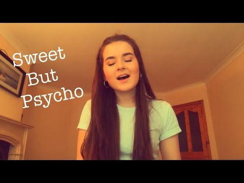 Sweet But Psycho - Ava Max (cover)