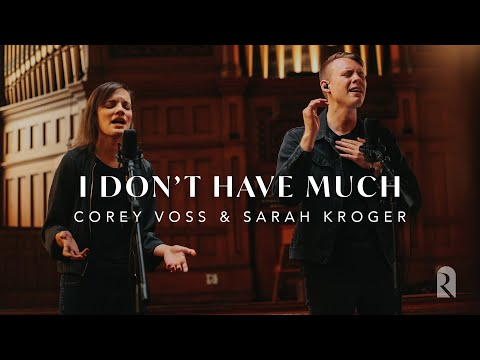 I Don't Have Much - Youtube Live Worship