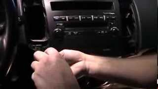 Aux Input/usb Charger  Install Pt. 1 08 Mitsu Outlander