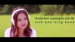 'Lirik' Sayang 2 (Dewi Asmoro) Reggae Cover - Fdj Emily Young (Lirik Dan Terjemahan)