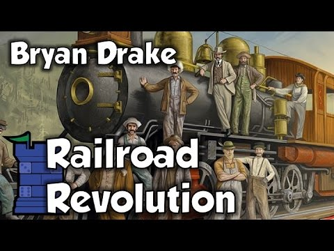 Railroad Revolution Review!