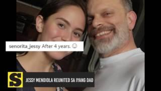 Jessy Mendiola reunited sa iyang dad