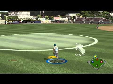 Let's Play - MLB 2k12 (HD / german / My Player Modus) - #11 Left Field