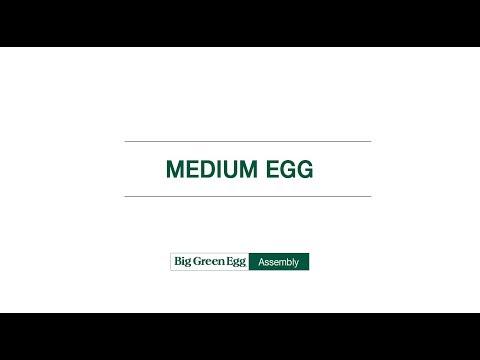 Big Green Egg Medium