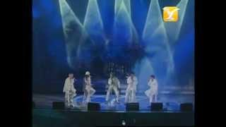 Backstreet Boys, Toast To Your Love, Festival de Viña 1998